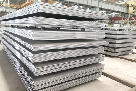 What is the price of Q345B medium plate?