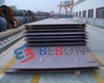 ASTM S275JR steel plate