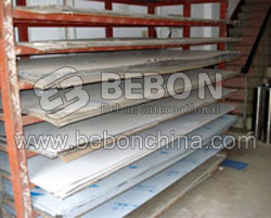 UNI 5869 16 Mo 6 process and process characteristics and Performance steel plate