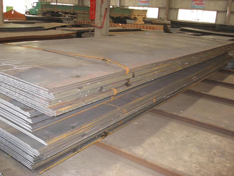 EN10025 S355J2G4 low alloy high strength steel plate