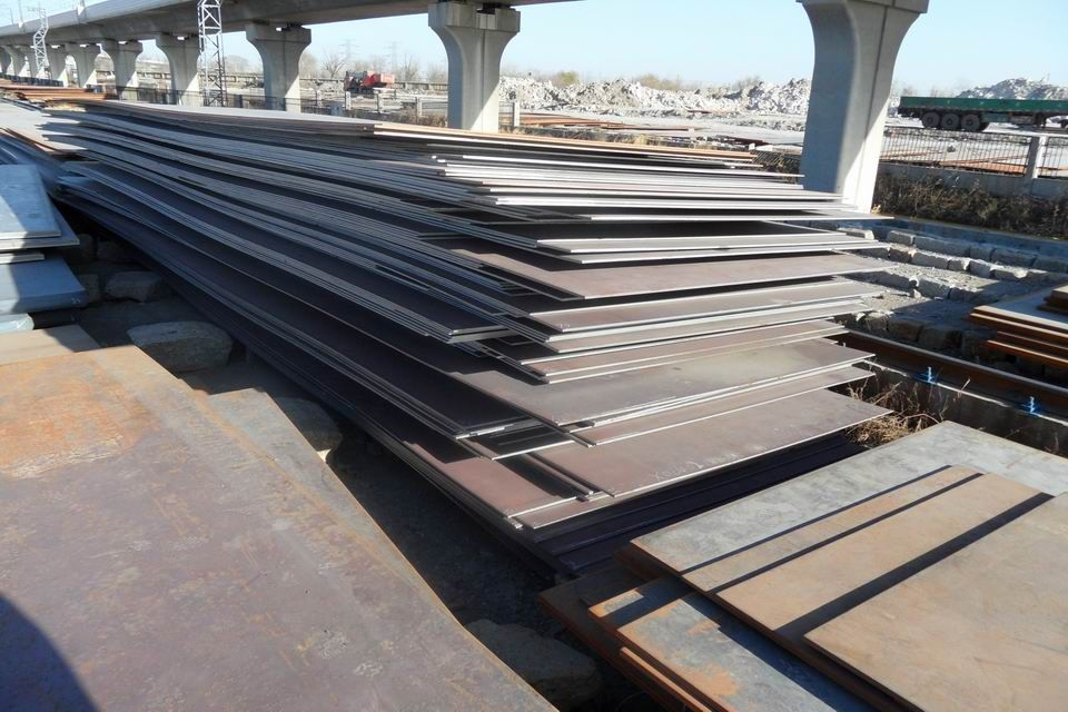 BV AH32 high strength marine steel plate